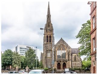 image of Fisherwick Presbyterian Church