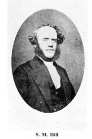 Rev Samuel Dill