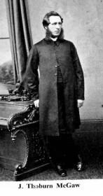 Rev J Thoburn McGaw