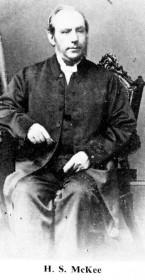 Rev Henry McKee