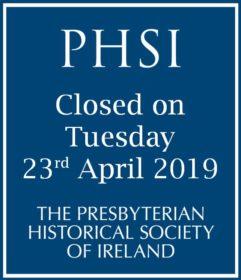 PHSI Closed