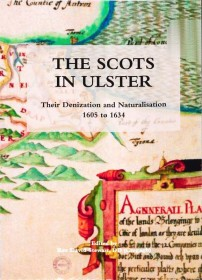 Cover Image - The Scots In Ulster
