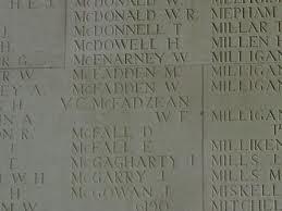 image - McFadzean Memorial