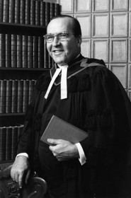 image of The Very Rev Dr Jack Weir