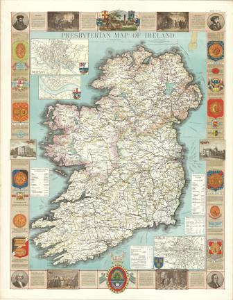 image - Whigham - Presbyterian Map of Ireland