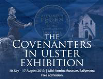 Covenanters In Ulster Exhibition