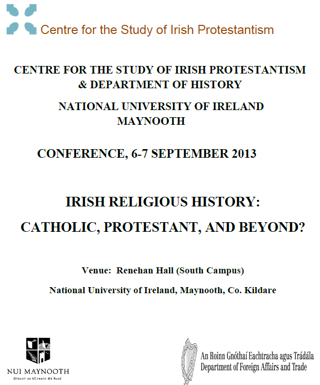 Centre for the Study of Irish Protestantism