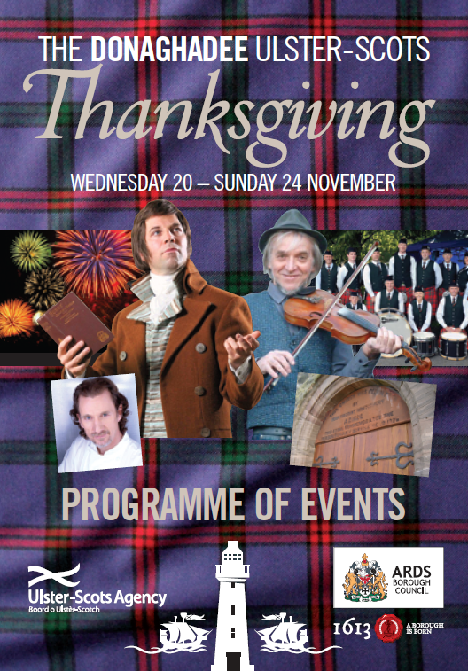 Donaghadee Ulster Scots Thanksgiving Programme