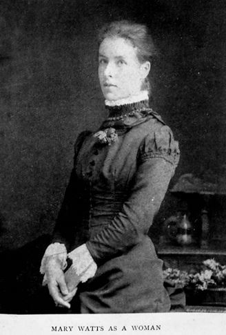 Photograph of Mary Watts