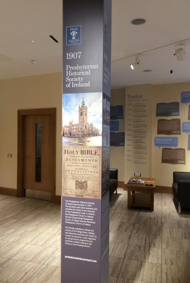 PHSI at Ulster-Scots Hub