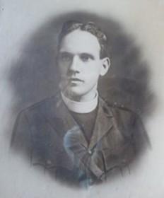 Rev Alexander Stuart
