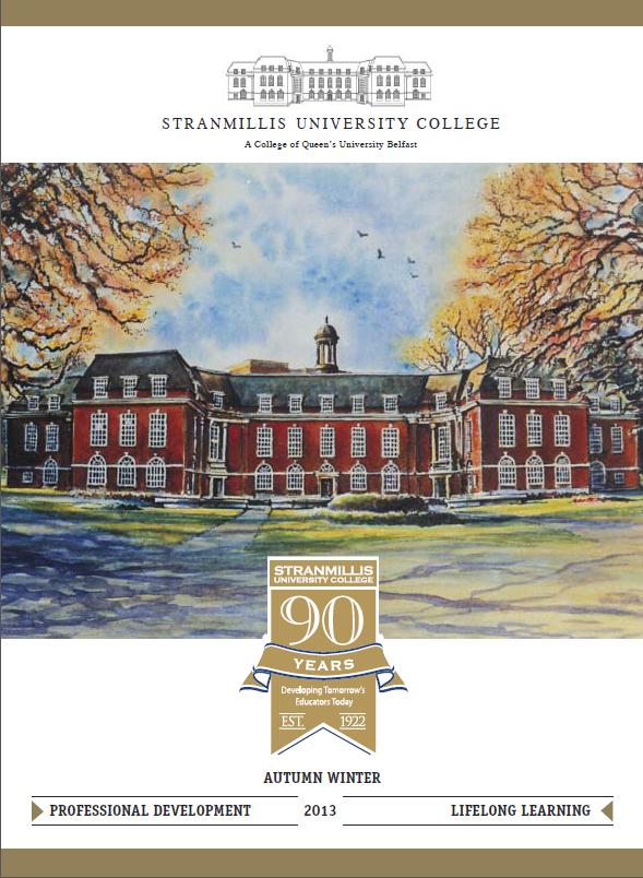 Stranmilllis Prospectus Cover