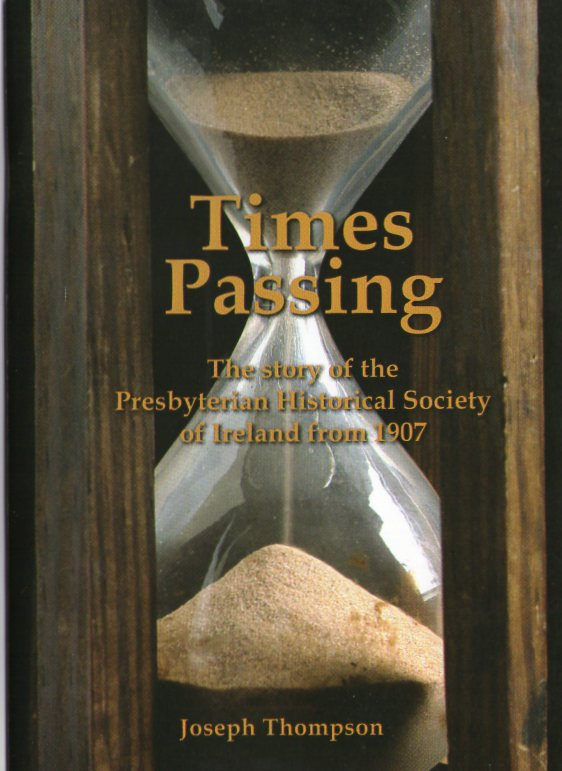 """Times Passing"" - a PHSI Booklet by Joseph Thompson"